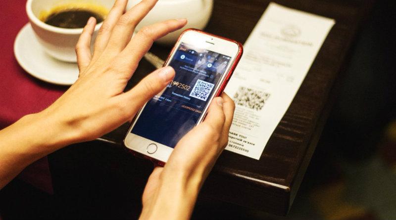 Mastercard запустила в России чаевые по QR-коду. Их можно оставить через Apple Pay