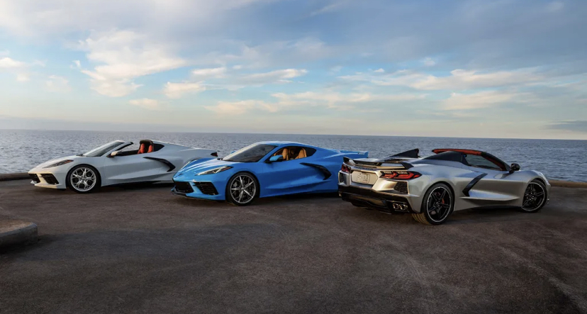 Chevrolet показала Corvette Stingray 2021, лучшую беспроводную зарядку для iPhone