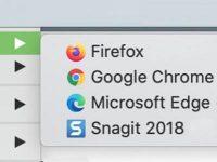 Как в macOS открывать страницы из Safari в другом браузере