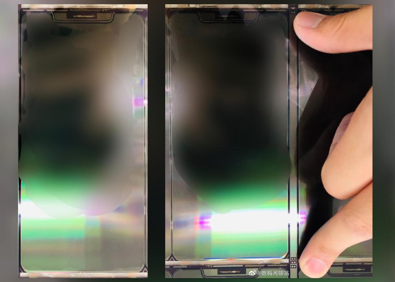 Опубликованы первые фотографии дисплея iPhone 12