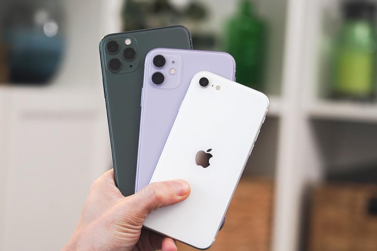 Apple – единственная компания, которой удалось увеличить продажи смартфонов во втором квартале 2020 года