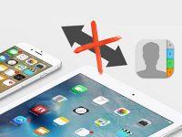 Как хранить раздельные контакты, заметки и календари на разных iPhone с одной учёткой Apple ID