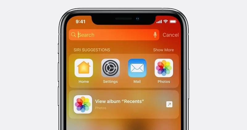 В iOS 14 нашли поисковик Apple, но он не будет конкурентом Google