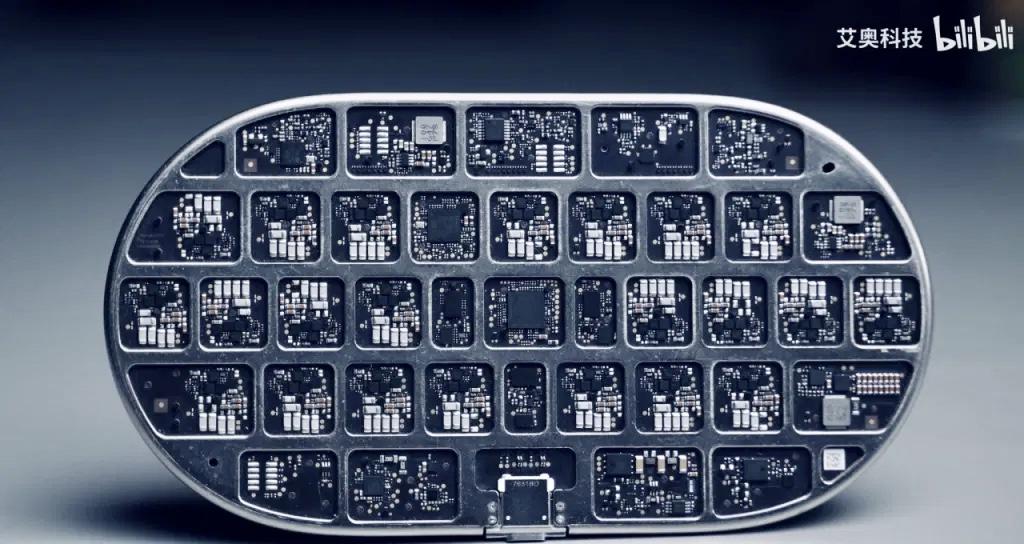 Появилось видео разборки прототипа AirPower. Что внутри