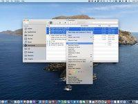 Как работает Инспектор в приложении Finder на Mac