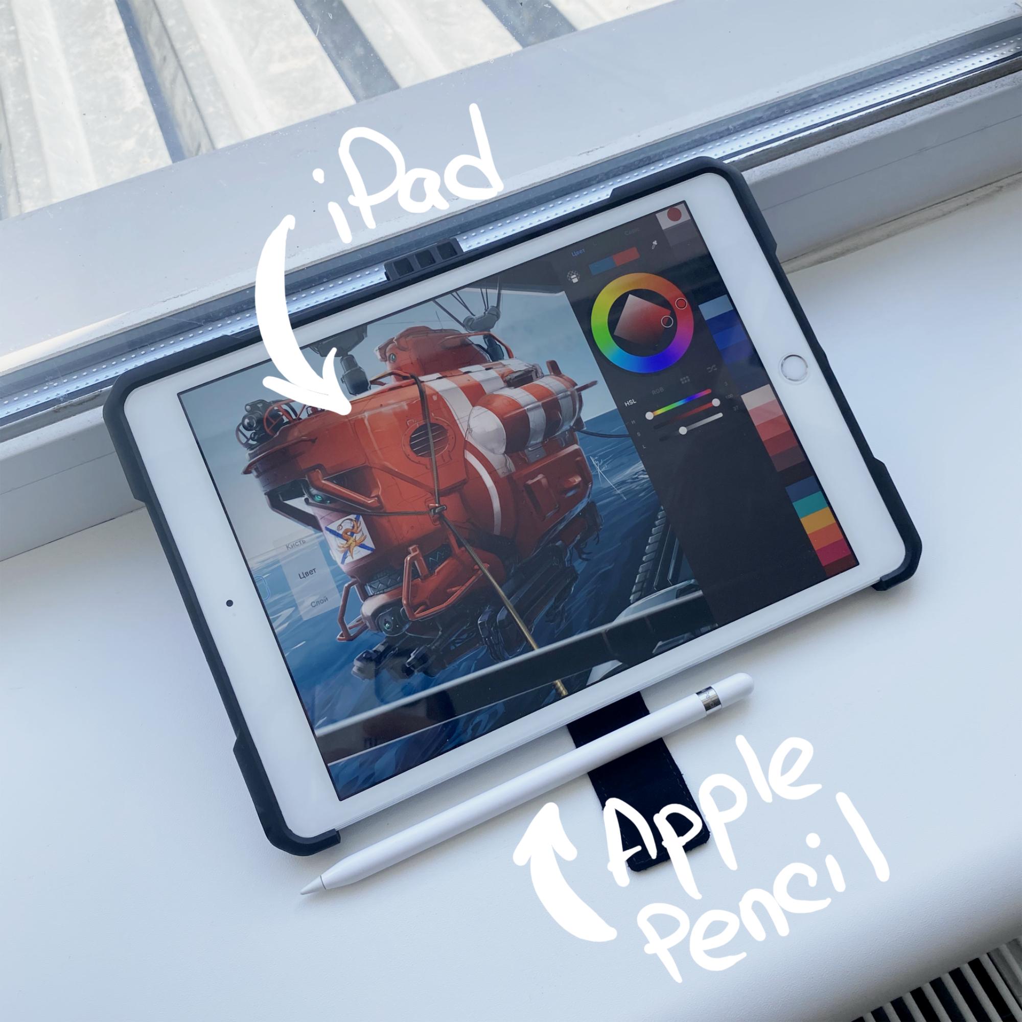 Есть iPad и Apple Pencil? Вот 20 суперских приложений для них