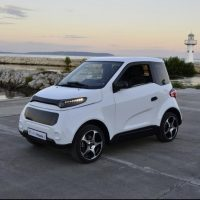 Первый российский электромобиль Zetta показали на фото. Почти готов