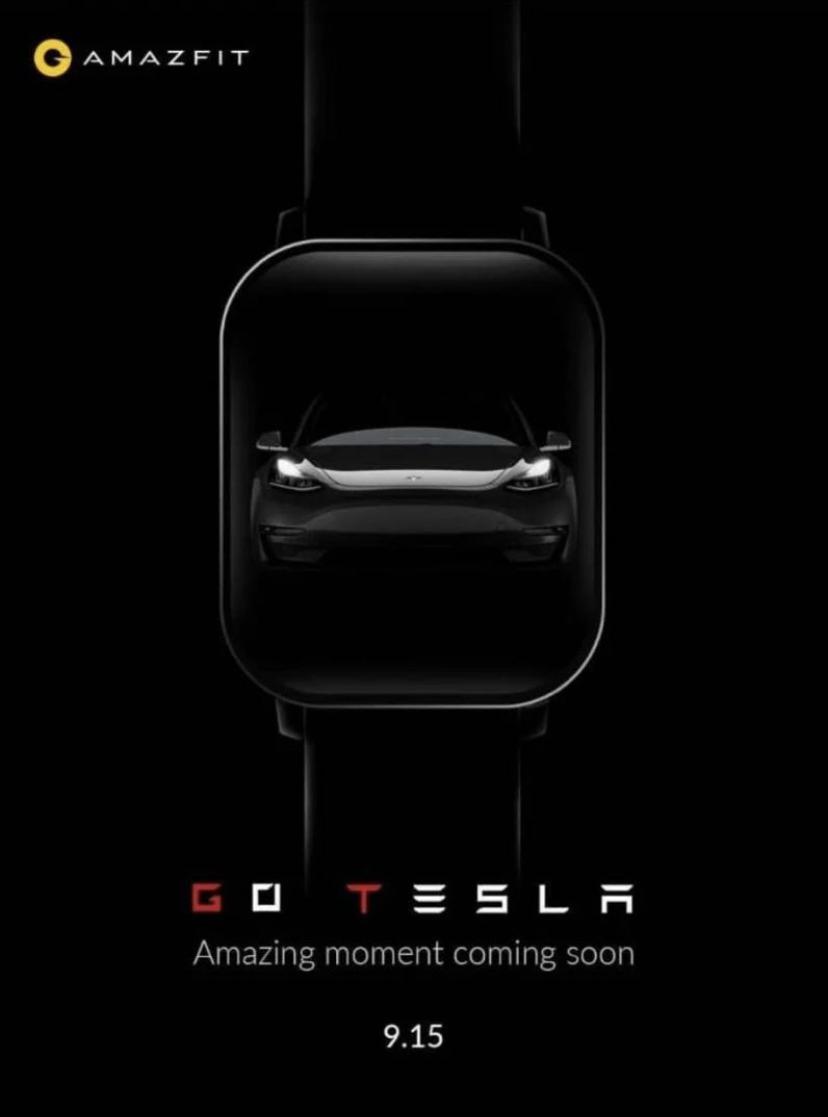 Xiaomi и Tesla готовят первые совместные смарт-часы Teslamazfit. Реально