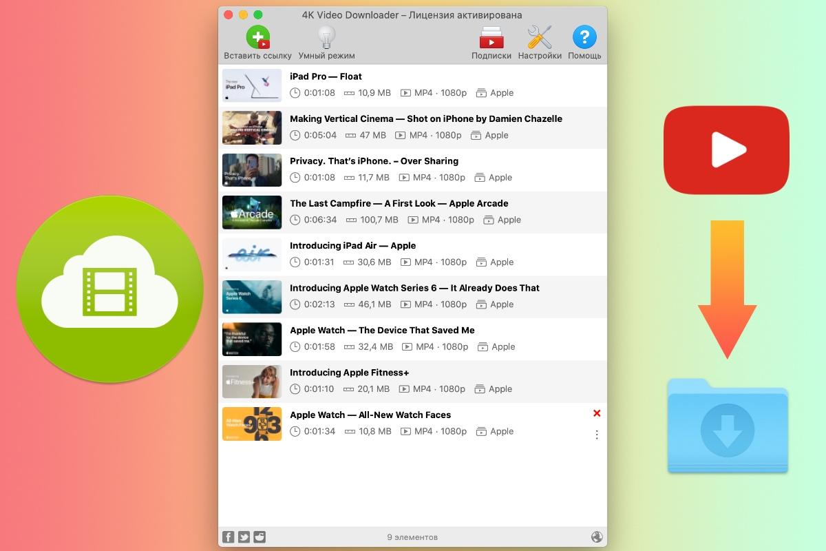 Обзор 4K Video Downloader. Быстро скачиваем видео с YouTube и других сайтов