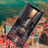 10 эффектных обоев iPhone. Панорамы городов и ночные огни