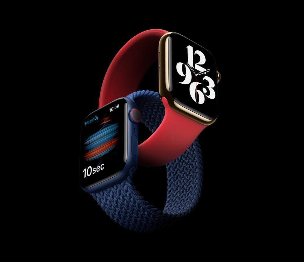 Стартовали продажи Apple Watch Series 6, Apple Watch SE и iPad 8 в России
