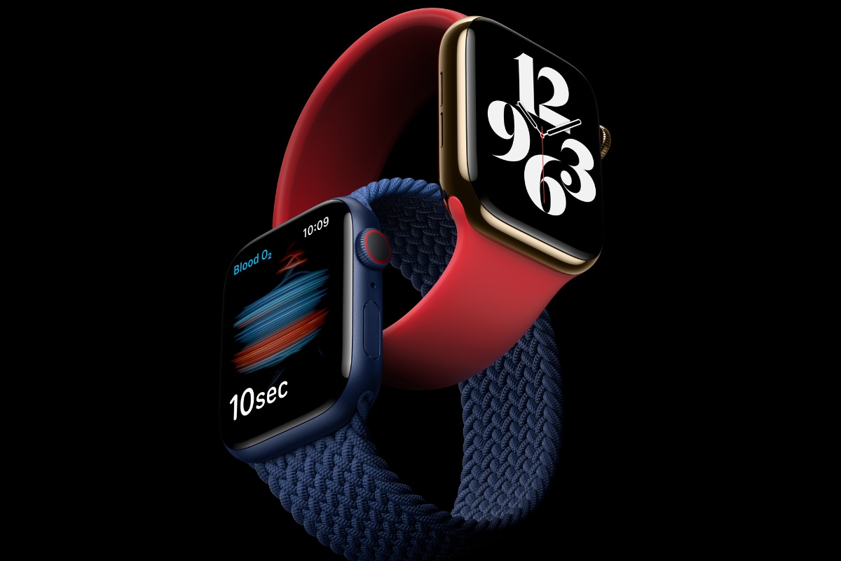 Apple показала Apple Watch Series 6
