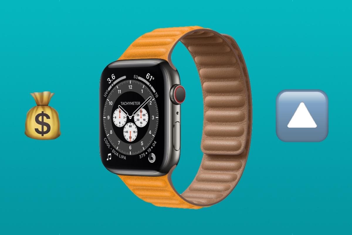 Apple Watch Series 6 в России стоят дороже, чем Series 5 на старте продаж