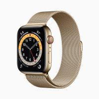 Цены на Apple Watch Series 6 в России