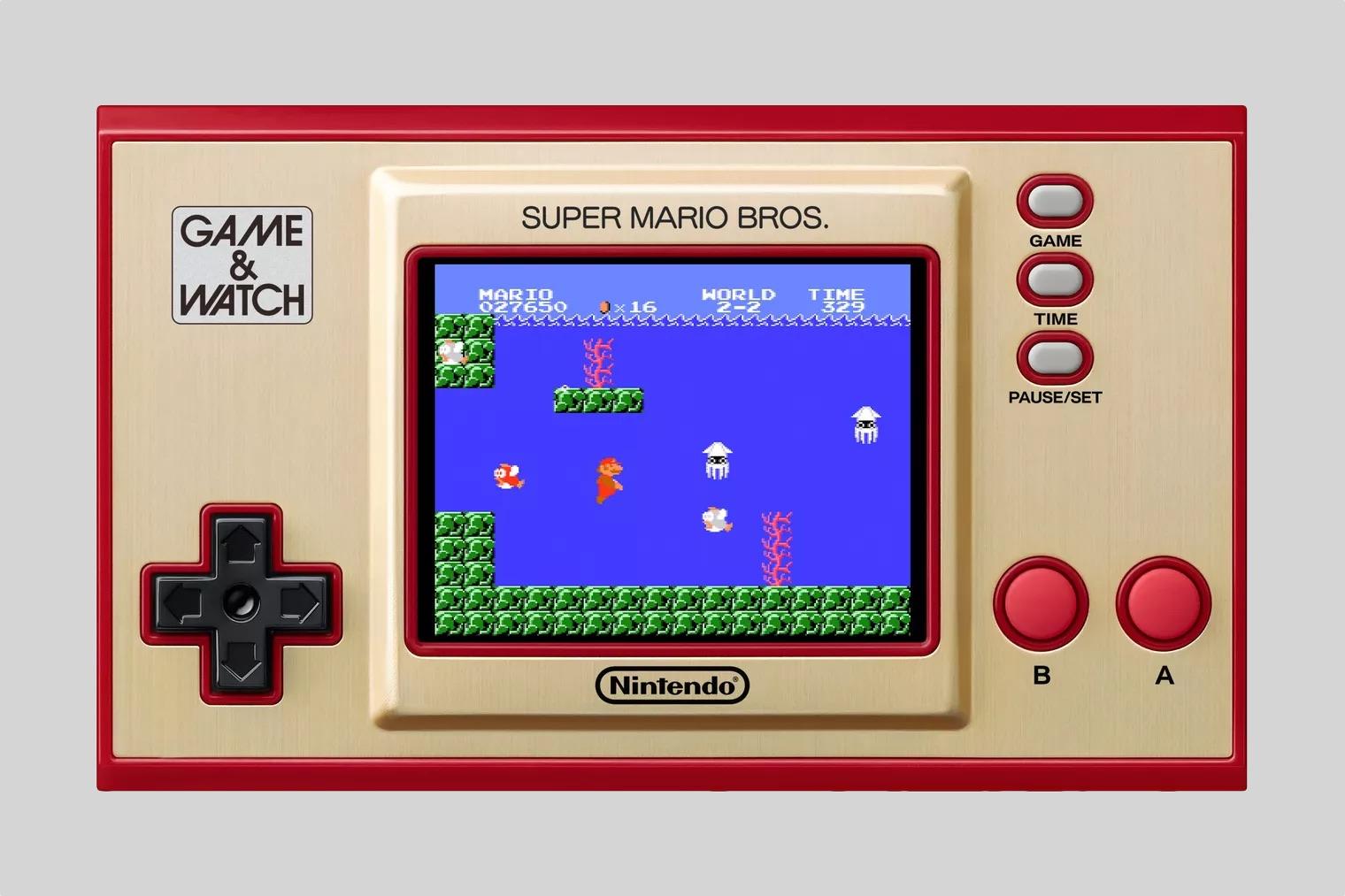 Nintendo выпустит Электронику с Марио в честь 35-летия серии