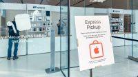 Apple открыла первый пункт выдачи интернет-заказов