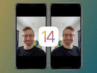 Как включить отзеркаливание фото при съемке фронтальной камерой iPhone на iOS 14