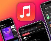 Как же похорошел Apple Music при iOS 14! Слушаем 4 месяца бесплатно