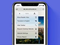 Как включить встроенный переводчик в Safari на iOS 14