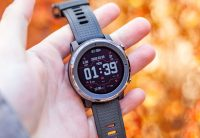 Хотел умные часы Garmin, а купил Xiaomi Amazfit Stratos. И они ничего так