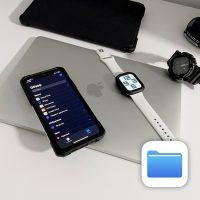 20 полезных фишек приложения «Файлы» в iOS 14. Например, встроенный архиватор и сканер