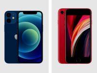 Чем iPhone 12 mini отличается от iPhone SE 2020 года. Что выбрать