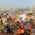 Всё бросил и съездил в Стамбул во время пандемии. Как это было