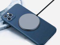 Представлена первая магнитная беспроводная зарядка для iPhone 12