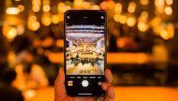 Как на iPhone выровнять горизонт фото и исправить перспективу