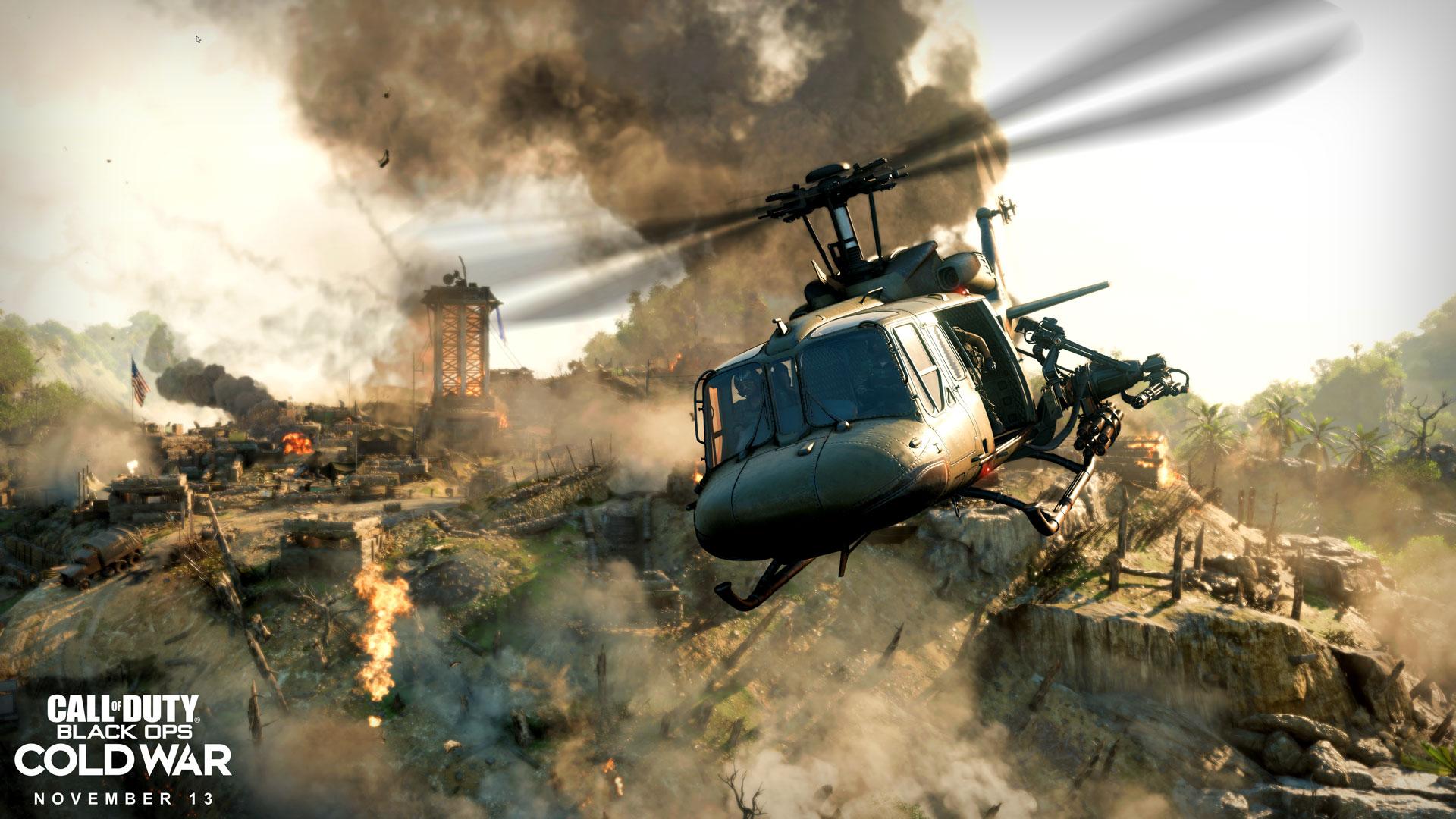 Готовьтесь. Call of Duty: Black Ops Cold War потребуется минимум 175 ГБ, но это не предел