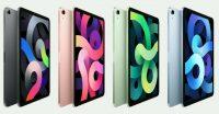 Стартовал предзаказ iPad Air 4 в России