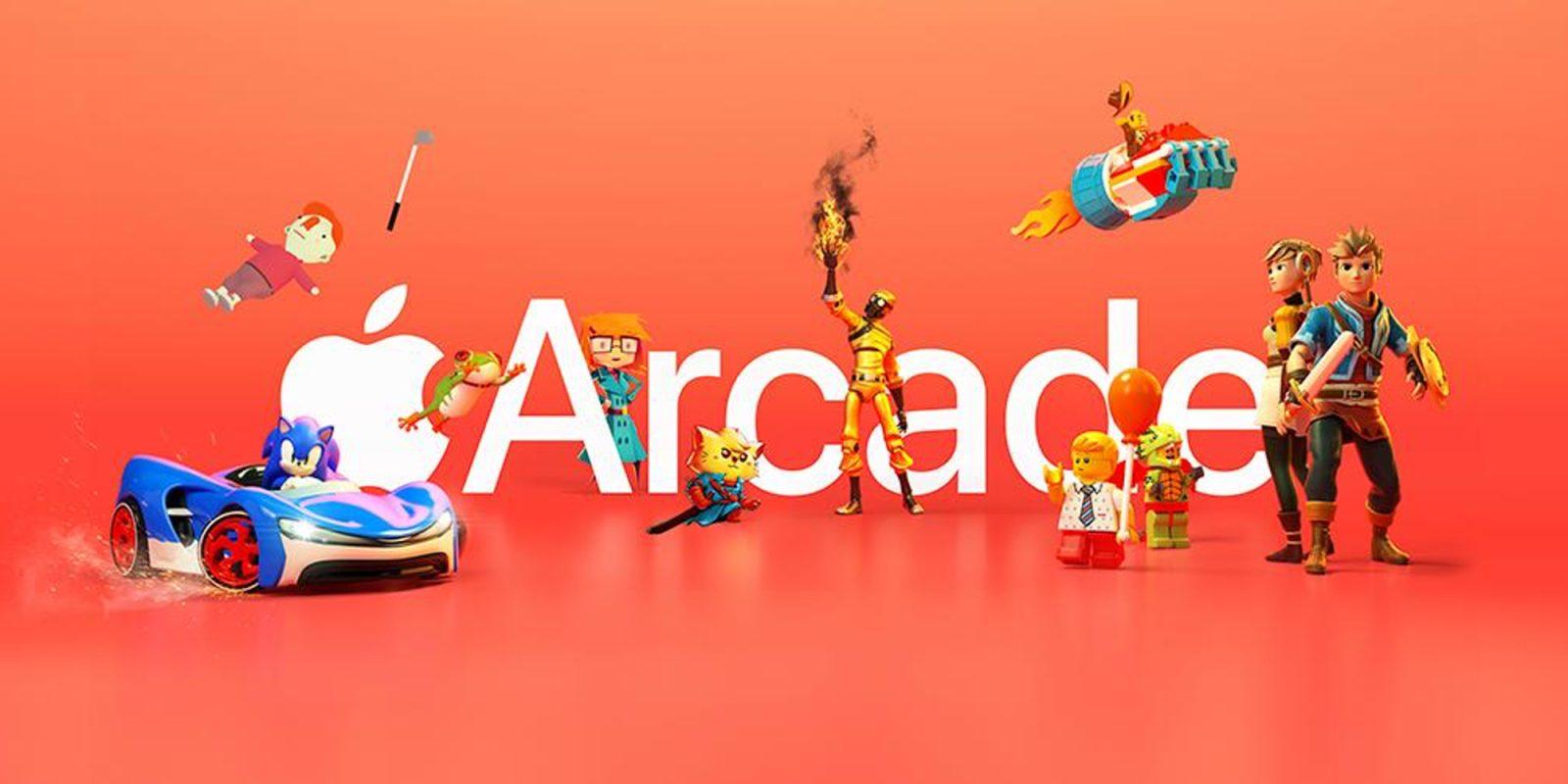 Apple дарит 3 месяца подписки Apple Arcade при покупке iPhone, iPad, Mac и Apple TV