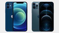 В США открылся предзаказ iPhone 12 и 12 Pro