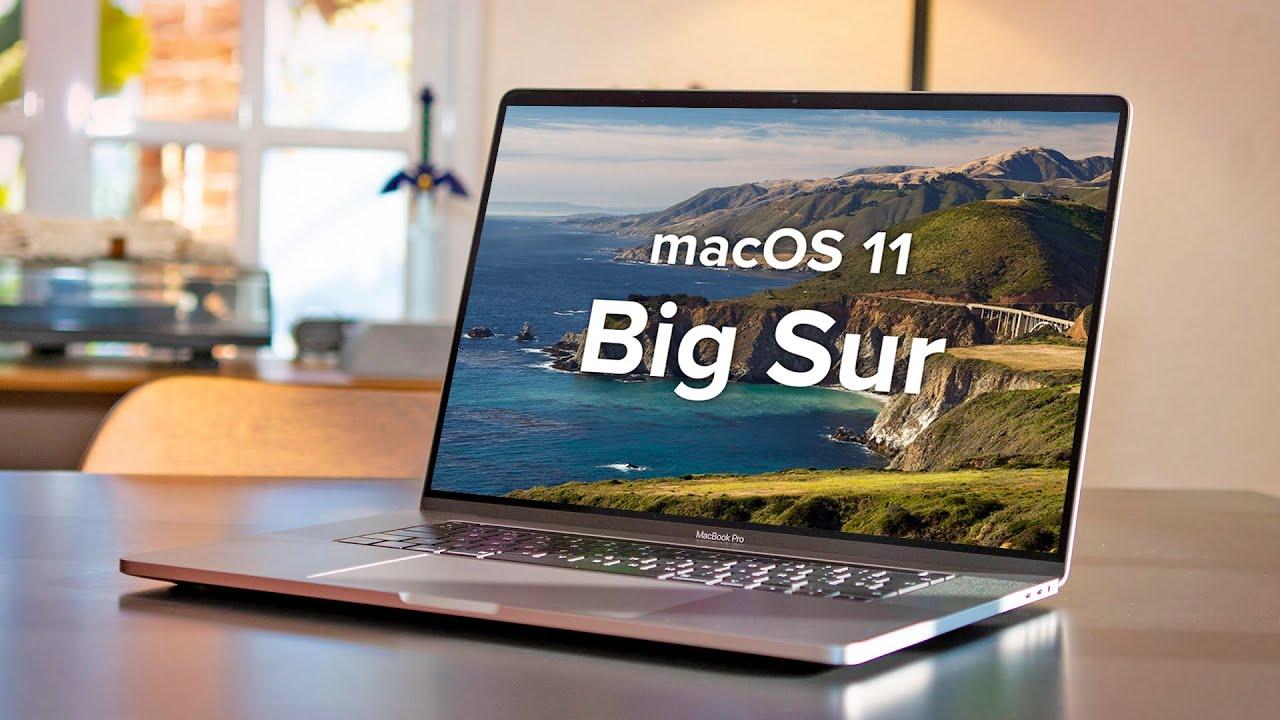В macOS Big Sur нашли упоминания трех новых Mac