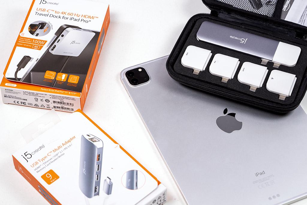 Нашёл лучшие переходники для iPad и MacBook. Можно подключать сразу ТРИ экрана!