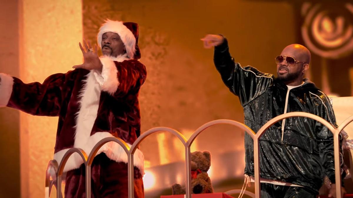Apple выпустит новогоднее шоу 4 декабря. Там будут Мэрайя Кэри, Снуп Догг и не только
