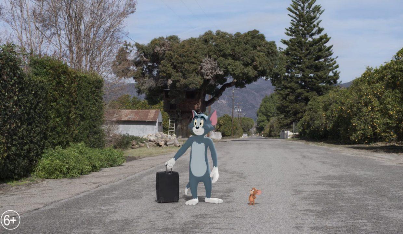 Вышел первый трейлер фильма про Тома и Джерри. Да, фильма!