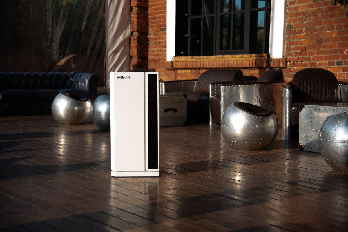 Обзор стерилизатора воздуха Intech Air. Самый актуальный девайс 2020 года