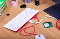 Raspberry Pi выпустила компьютер прямо в клавиатуре всего за 5600 рублей