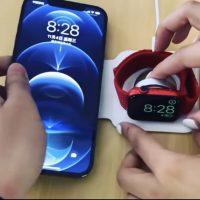 Зарядку MagSafe Duo Charger впервые показали на видео