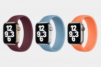 Apple выпустила новые монобраслеты для Apple Watch