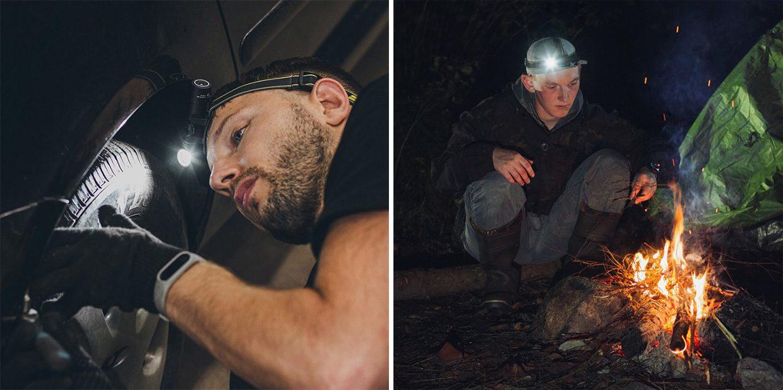 Эти фонари идеально брать на охоту, в поход или для ремонта. Скидкиии