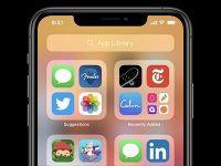 Почему новые приложения не отображаются на рабочем столе iPhone с iOS 14