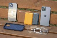 Впечатления и обзор кошельков Leather Wallet Case для iPhone 12. На любителя