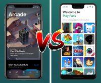 Сравнил Google Play Pass с Apple Arcade. В чём разница и где игры лучше?
