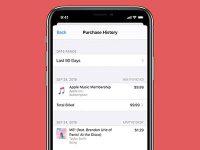 Почему в App Store на iPhone отображаются не все покупки приложений и внутриигрового контента