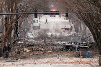 Громкоговоритель предупредил о взрыве автодома в Нэшвилле. Через 15 минут он случился. Внутри был противник 5G