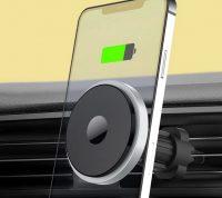 Вещь. Автомобильный держатель iPhone 12 с MagSafe: проверено, работает!
