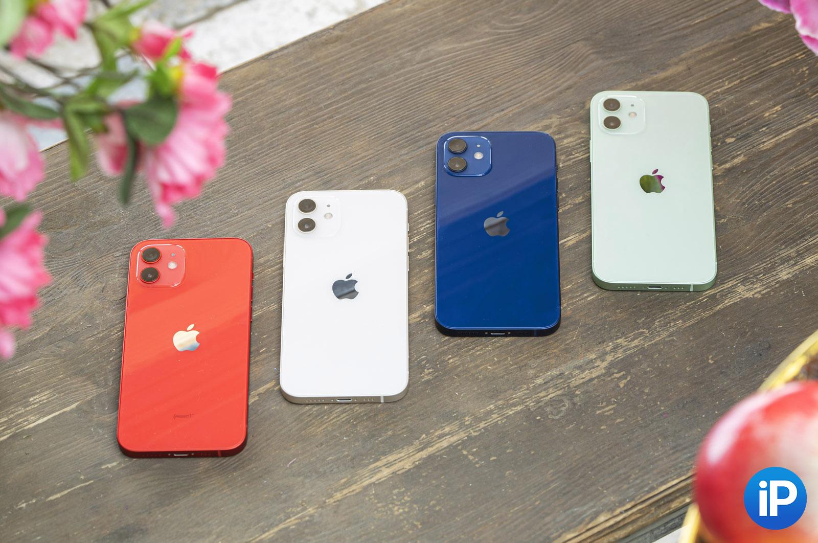 МегаФон дарит целый год безлимитного интернета при покупке всех моделей iPhone 12