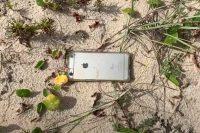 iPhone 6s выжил после падения из самолёта и даже записал видео, как это было